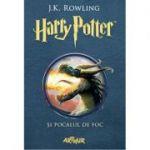 Harry Potter și Pocalul de Foc, Volumul 4