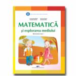 Matematica si explorarea mediului, manual pentru clasa 1 - Constanta Balan, Cristina Voinea, Corina Andrei, Nicoleta Stan
