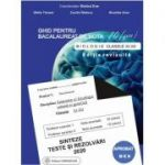 Bacalaureat 2020 Biologie - clasele XI-XII - Sinteze teste si rezolvari - Ghid pentru bacalaureat de nota 10 - Stelica Ene