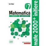 Matematica 2019 - 2020 - Initiere - Algebra, Geometrie - Clasa A VII-A - Caiet de lucru - Semestrul I