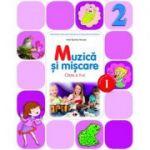 Muzica si miscare. Manual pentru clasa a III-a - Semestrul I si Semestrul II - Florentina Chifu - Contine CD cu editia digitala