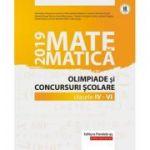 Matematică - Olimpiade şi concursuri şcolare 2019 - Clasele IV-VI