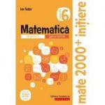 Matematica 2019 - 2020 - Initiere - Algebra, Geometrie - Clasa A VI-A - Caiet de lucru - Semestrul II