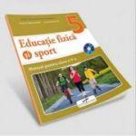 Educatie fizica si sport, manual pentru clasa a V-a - Petrica Dragomir (Contine editia digitala) - Dragomir, Petrica