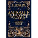 Animale fantastice și unde le poți găsi - scenariul original