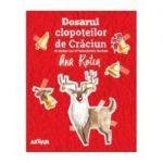 Seria Detectivii Aerieni #2. Dosarul clopoțeilor de Crăciun