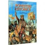 Povestiri istorice Vol. 1 - Antologie - Dumitru Almas