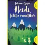 Heidi, fetița munților | paperback
