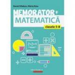 Memorator de matematică pentru clasele V-VIII