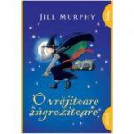 O vrăjitoare îngrozitoare - paperback