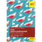 Teste pentru performanță la olimpiade și concursuri școlare. LIMBA ȘI LITERATURA ROMÂNĂ. Clasele VII-VIII