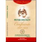 Conferinte 1918-1919 - Peter Deunov