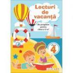 Lecturi de vacanţă clasa a IV-a. Ne pregătim pentru clasa a V-a