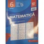 Matematica 2020 - 2021 Consolidare - Algebra - Geometrie - Clasa A VI-A - Semestrul I - Avizat M. E. C.