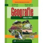 Geografie- manual pentru clasa a VIII-a