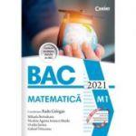 Bacalaureat 2021 - Matematică