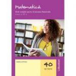 Matematică. Ghid complet pentru Evaluarea Naţională 2021 – clasa a VIII-a
