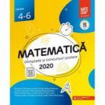 Matematică - Olimpiade şi concursuri şcolare 2020 - Clasele IV-VI