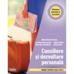 Consiliere și dezvoltare personală. Manual pentru clasa a VIII-a
