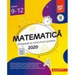Matematică - Olimpiade şi concursuri şcolare 2020 - Clasele IX-XII