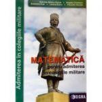 Matematica pentru admiterea in colegiile militare 2021