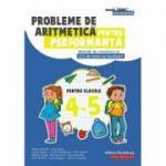 Mate 2000 Excelenta - Probleme de aritmetică pentru performanţă - Metode de rezolvare şi 121 de teste cu rezolvări - Clasele IV-V - Adrian Zanoschi