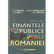 Finantele publice ale Romaniei - editia a treia