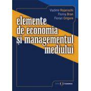 Elemente de economia si managementul mediului