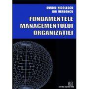 Fundamentele managementului organizaţiei