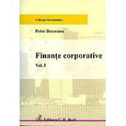 Finante corporative, vol. I