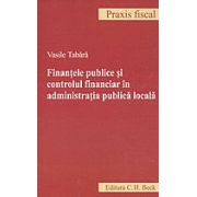 Finante publice si controlul financiar in administratia publica locala
