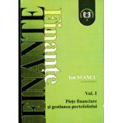 Finante, Vol. I, Piete financiare si gestiune de portofoliu, editia a II-a