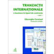 Tranzactii internationale. E-business & tipuri de contracte - curs