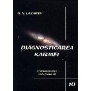 Diagnosticarea Karmei - vol. 10: Continuarea dialogului