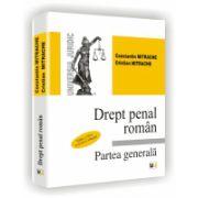 Drept penal roman. Partea generala. Editia a VII-a