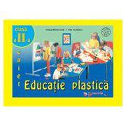 Educatie plastica – caiet, clasa a II-a