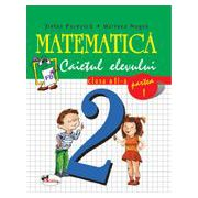 Matematica pentru clasa a II-a - caiet partea I - Pacearca
