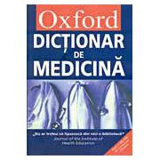 Oxford. Dictionar de medicina editia a VI-a