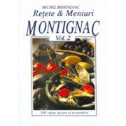 Reţete şi meniuri Montignac. Vol. II. 200 de retete uşoare şi economice