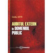 Auditul extern in domeniul public