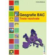 Geografie BAC - Teste rezolvate
