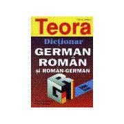 Dictionar german-roman si roman-german, 38. 000 de cuvinte