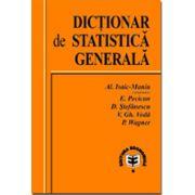 Dictionar de statistica generala