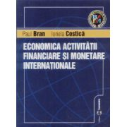 Economica activitatii financiare si monetare internationale