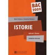 Istorie Bac 2009