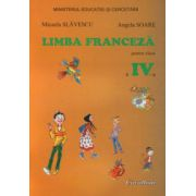 Limba franceza. Manual pentru clasa a IV-a - Cavallioti