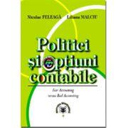Politici si optiuni contabile