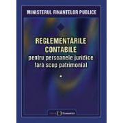Reglementarile contabile pentru persoanele juridice fara scop patrimonial