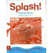 Splash. Caiet cls a IV - a