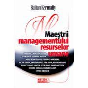 Maestrii managementului resurselor umane